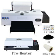 Procolored Dtf Printer Direct To Film T-shirt Printing With Roll Feeder Fr Stock