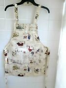 New With Tag - Williams Sonoma 12 Days Of Christmas Apron