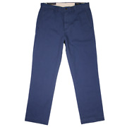 Polo Menand039s Blue Classic Fit Pants Retail 89.50