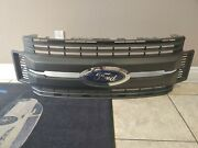 Ford F-250 F-350 Oem Super Duty Front Grille With Emblem 2017 2018 2019