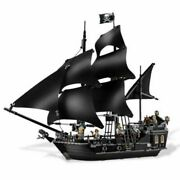 Lego 4184 - Pirates Of The Caribbean - The Black Pearl - 2011 Used From Japan