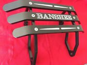 Banshee Atv Cool Front Bumper Fits All Yrs Engraved With Tear Drops Made In Usa