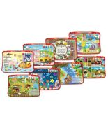 Vtech Touch And Learn Activity Desk Deluxe Expansion Pack- Nursery Rhymes