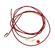 Gillig 53-25162-013 Wire For Linear Detection By Foot 418063 Single Solid Wire
