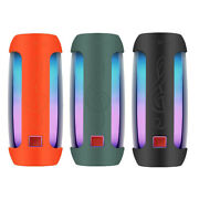 Silicone Carry Case Cover Storage Bag For Jbl Pulse 4 Wireless Bluetooth Speaker
