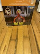 New Inflatable 6ft Thanksgiving Giant Light Up Turkey
