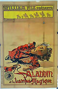 1917andrsquos Aladdin And The Wonderf / Francis Carpenter / 1917 / S.a. Franklin / Mov