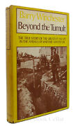 Barry Winchester Beyond The Tumult 1st Edition 1st Printing
