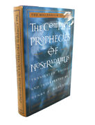 Henry C. Roberts The Complete Prophecies Of Nostradamus Book Club Edition 1st P