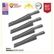 12 7/8 Cast Iron Burner Replacement For Brinkmann, Charmglow, Costco 4-pack