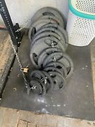 Rubber Weight Plates 300 Lbs