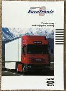 Iveco Ford Eurotronic Commercial Sales Brochure Apr 1997 107520082