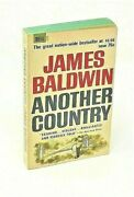 Another Country James Baldwin Vintage Paperback 1965 12th Printing Very Good