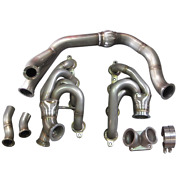 Single Turbo Manifold For S13 S14 With Ls1 Lsx Engine Swap T4