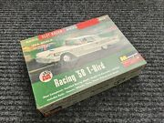Vintage 1/24th Scale Monogram 58 T-bird Slot Car Complete 1964 Kit In Box