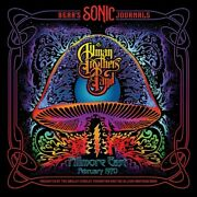 The Allman Brothers - Bearand039s Sonic Journals Fillmore East February 1970 [new Vi