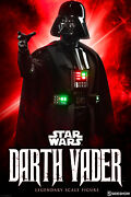 Sideshow Collectibles Star Wars Darth Vader Legendary Scale Figure New In Stock
