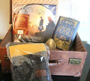 Fantastic Beasts And Where To Find Them Rare Suitcase Promo Lp Cd Book Egg Fyc