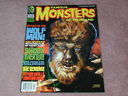 Famous Monsters 223 - The Wolf Man, Shock Theater, She Demons