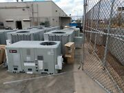 Trane 5 Tons Ysc092e4rlaozgob Rooftop Package 3 Phase Gas Unit