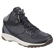 Hi-tec Mens Wildlife Lux Wp Leather Hiking Boots Fs4508
