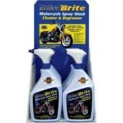 Bike Brite Cleaner And Degreaser Counter Display Mc44d