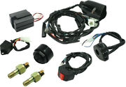 Drc Ez Electric Wire Kit With Anato/601 Flasher D45-70-051