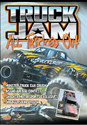Truck Jam All Tricked Out Dvd Disc And Cover Art Only No Case Unused Condition