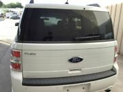 13 14 Ford Flex Trunk/hatch/tailgate Privacy Glass W/o Finish Panel Manual Lift
