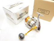 Shimano Sw10000xg Double Handle Spinning Reel In Box