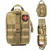 Tactical First Aid Kits Medical Bag Emergency Car Emergency Military Edc Pouch