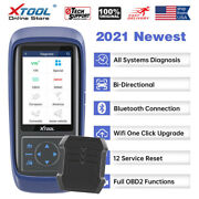 Xtool A30 Pro All Systems Bidirectional Control Abs Epb Wireless Diagnostic Scan