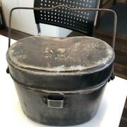 Military Japan Imperial Ww2 World War Ii Japanese Army Rice Cooker Free Ship