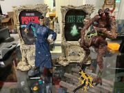 Mcfarlane Toys Movie Maniacs The Fly And Norman Bates Loose/complete