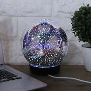 100ml Essential Oil Diffuser Ultrasonic Aroma Machine Color Changing Humidifier.