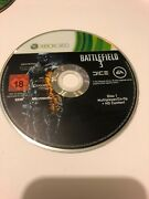Game Xbox 360/one Pal Cd Only Battlefield 3 Disc 1 Multiplayer Co-op Hd Cont