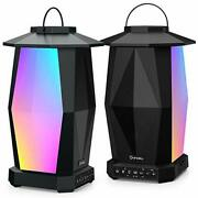 Onforu Outdoor Bluetooth Speakers 2 Pack 25w Wireless Speakers Supported Pairi