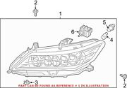 Genuine Oem Front Right Headlight Assembly For Acura 33100ty2a51
