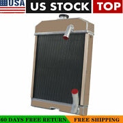 Nca8005 Radiator Fit Ford New Holland 501 600 601 700 701 /800 801 /901 Tractor