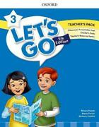 Letand039s Go Level 3 Teacherand039s Pack By Oxford Editor English Book And Merchandise