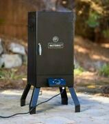 Electric Meat Food Smoker Cooker Ribs Turkey Bbq Grill Outdoor 1800w 30 Inch New