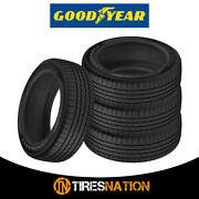 4 New Goodyear Assurance All-season 235/55/17 99t Low-noise Performance Tire