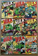Incredible Hulk Collection - 129 Issue Lot From 124 To 610 W/keys Marvel Comics