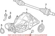 Genuine Oem Differential Housing For Jeep 68210537aa