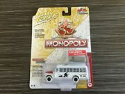 Johnny White Lightning Monopoly And03956 Chevy School Bus 85th Pop Culture Series