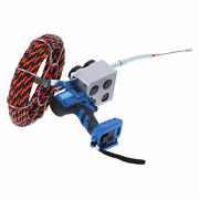 Cable Threading Machine Automatic Electric Plumber Wire Puller Pulling Kit
