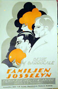 Josselynand039s Wife / Bessie Barriscale / 1919 / C. Hickman / Movie Poster/03