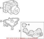 Genuine Oem Abs Hydraulic Assembly For Mercedes 2059007545