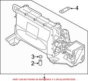 Genuine Oem Drive Motor Battery Pack Charger For Nissan 296a03na8a