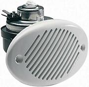 Fiamm 5190212-sx Marine Horn With White Grill1 Pack